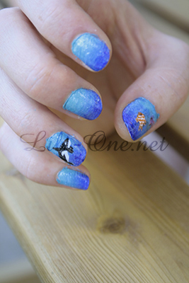 Nailstorming – Ocean, Sea-Reine et coquillages