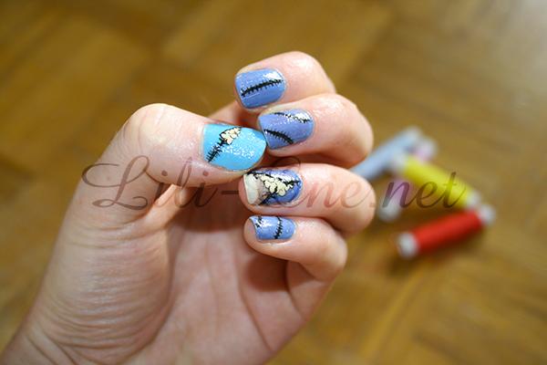 Nailstorming – La Couture