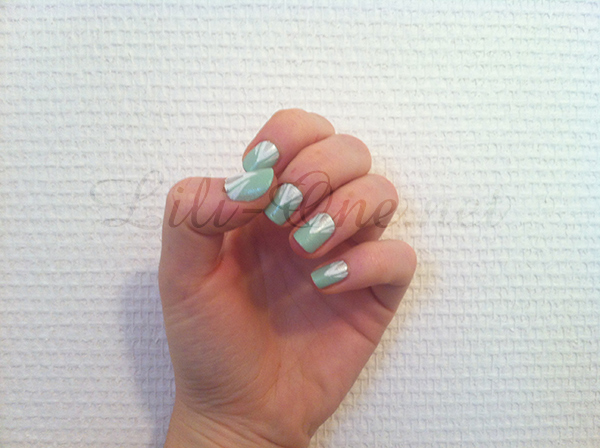 Nailstorming – Ice Queen