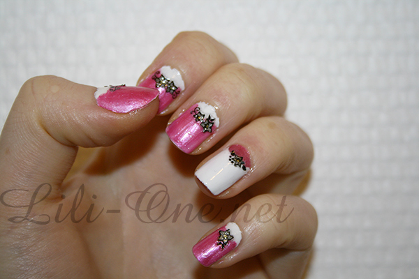 Nailstorming – Flower Power