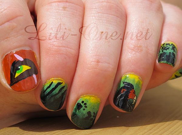 Nailstorming – Villains