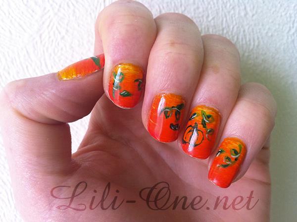 Nailstorming – Halloween