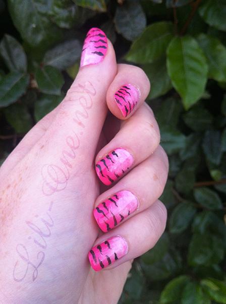 Nailstorming – Du Rose pour Octobre