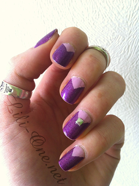 nailart chevron 3