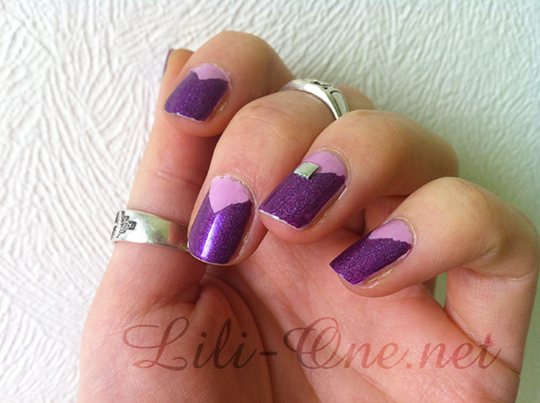 nailart chevron 4
