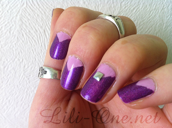 nailart chevron 5