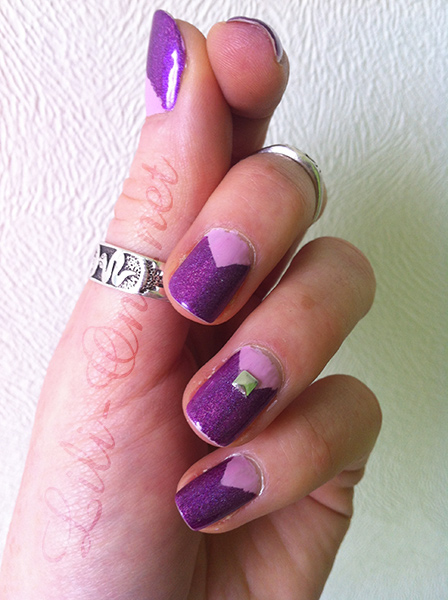 nailart chevron 6