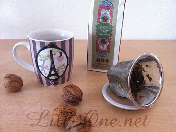 thé jardin d'hiver