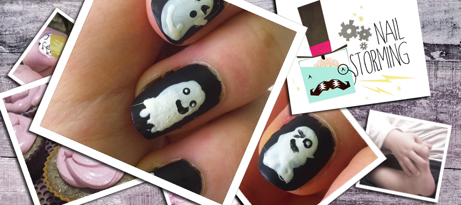 Nailstorming – Halloween 2015
