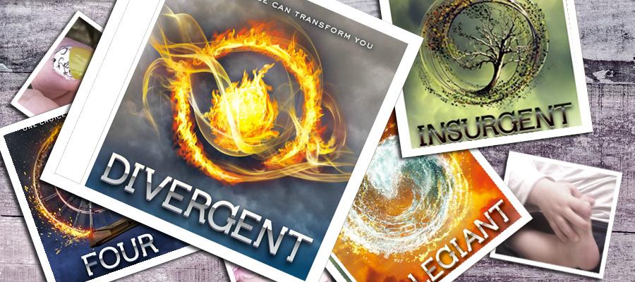 Divergent, la saga littéraire