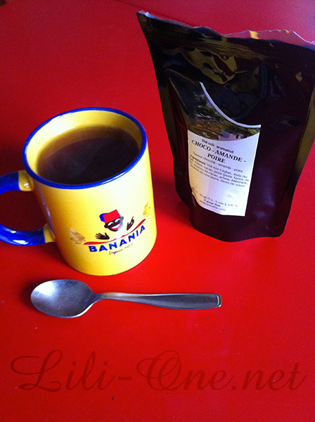 thé choco-poire-amande
