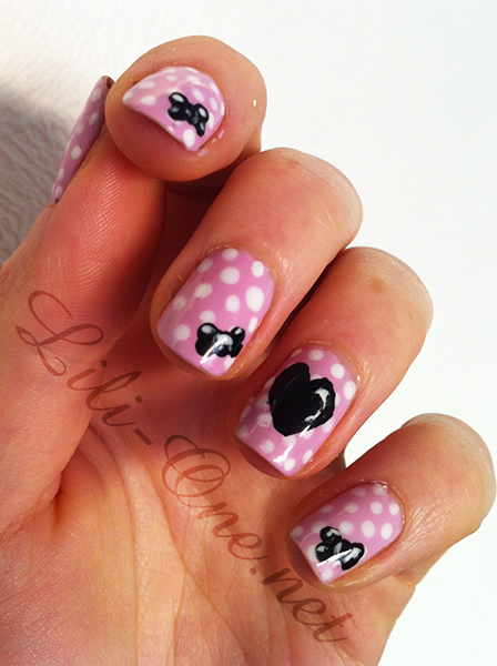 Nailstorming – Saint Valentin